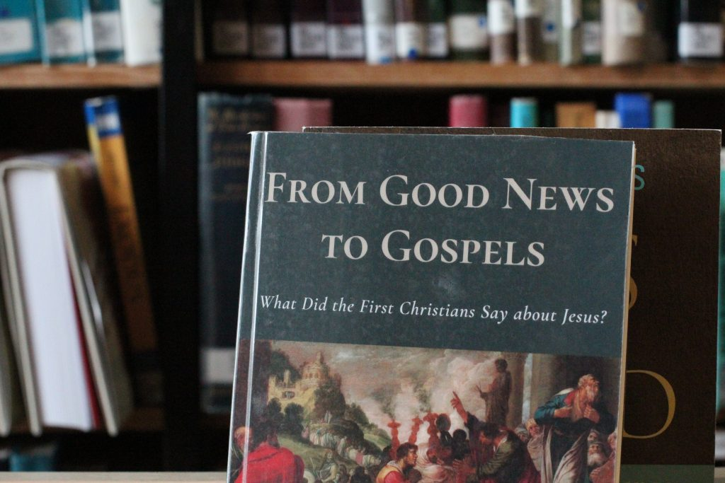 Trinity College Bristol, UK – What did the first Christians