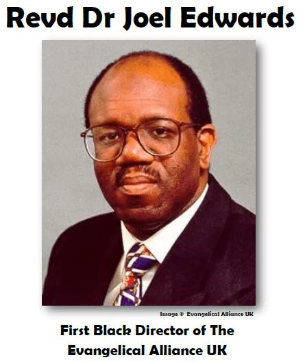 Revd Dr Joel Edwards