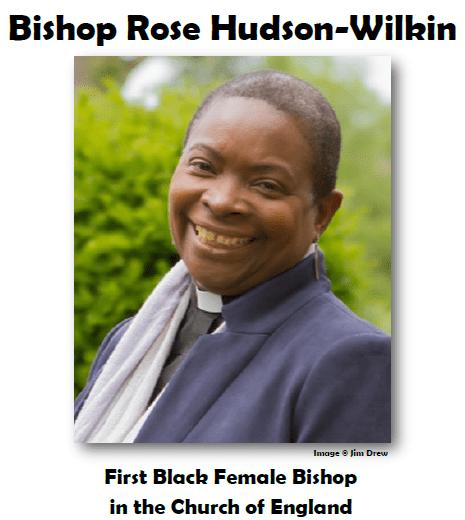 Bishop Rose Hudson-Wilson