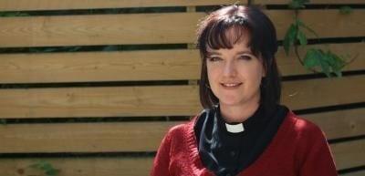 Revd Dr Donna Lazenby